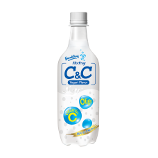 [C&C] Yogurt Sparkling Drink 500ml