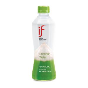 [IF Local Sensation] 100% Coconut Water 350ml