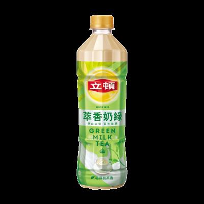 [Lipton] Green Milk Tea 535ml