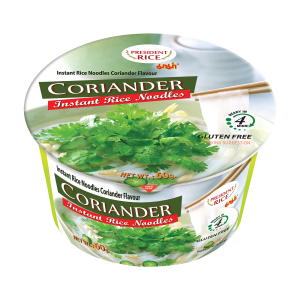 [Mama] Coriander Rice Noodles Bowl 60g