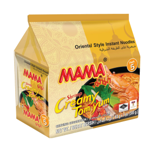 [Mama] Creamy Shrimp Tom Yum 60G