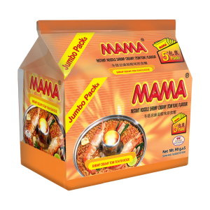[Mama] Creamy Shrimp Tom Yum 90G