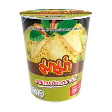 [Mama] Chicken Green Curry Cup 60g