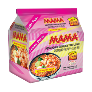 [Mama] Shrimp Tom Yum 90G
