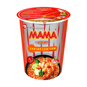 [Mama] Shrimp Tom Yum Cup 70g