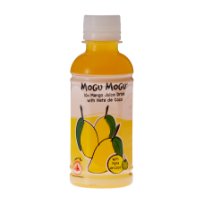 [Mogu Mogu] Mango Juice (HC) 180ml