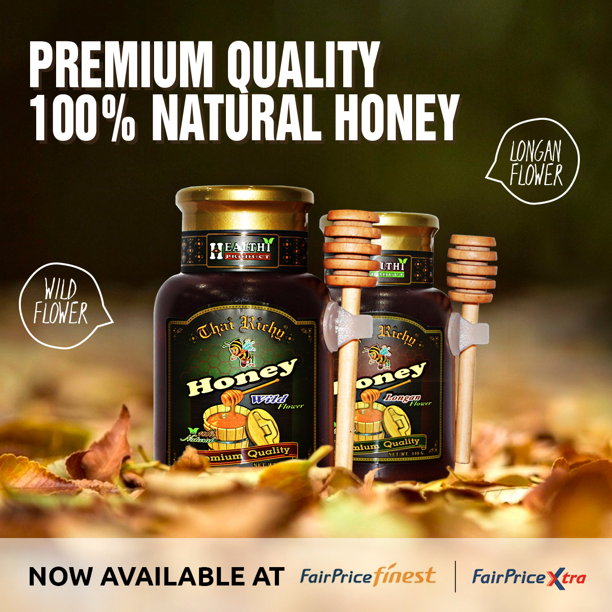 Thai Richy Honey Available at NTUC